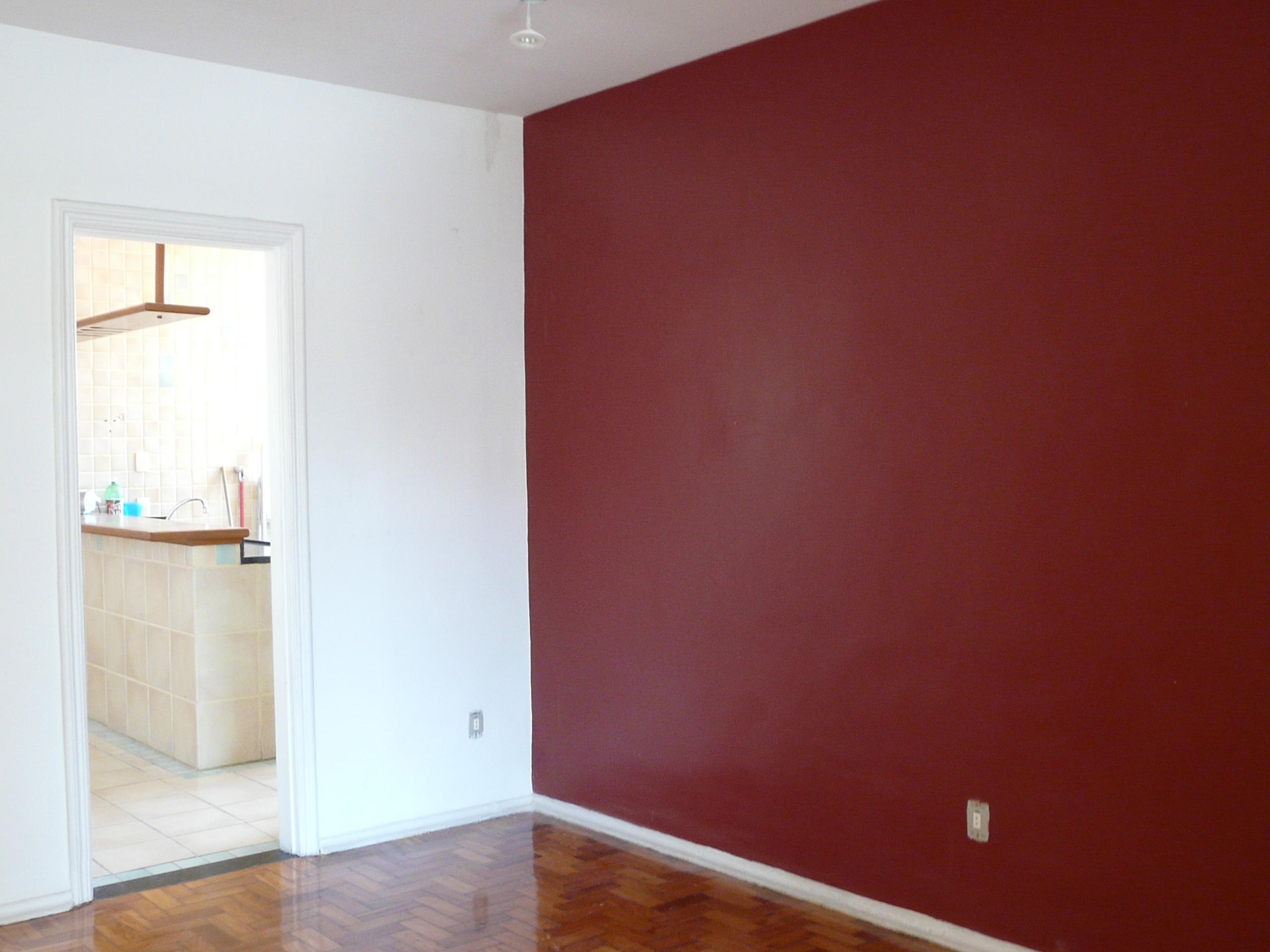 Pintura Feliz Apartamento Novo  -> Pinturas De Sala Pequena